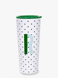 Initial Stainless Tumbler R