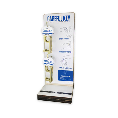 Careful Key Antimicrobial Door Opener