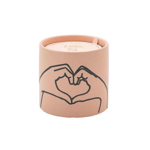 Impressions Heart Tobacco and Vanilla Candle