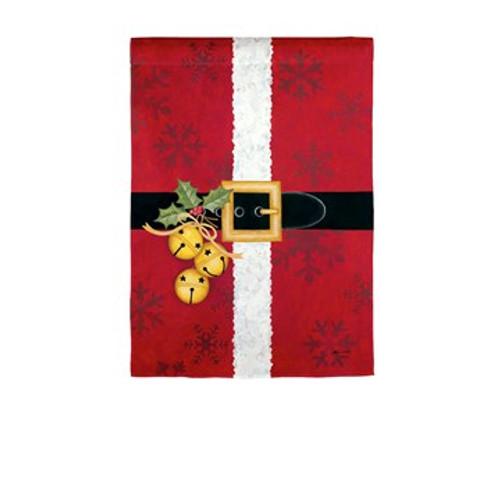 Santa's Belt, Garden Flag