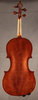 Violin by Romedo Muncher, 1921 back.