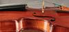 Violin by Romedo Muncher, 1921 side.