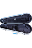 L'ETOILE HIGHTECH CONTOURED VIOLA CASE - SKY BLUE