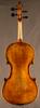 Bohemian, Student Violin circa 1900 back