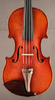 German Violin circa 1920 Front, great condition.