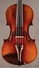 German, Student Violin circa 1890 front