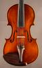 Violin by Gaetano Gadda 1950 front.