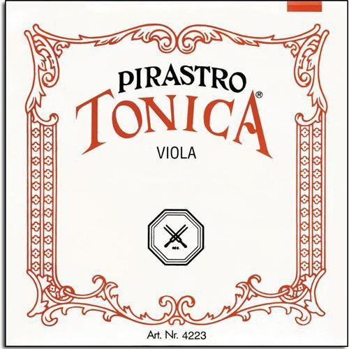 Pirastro Tonica Strings Set for Viola 16-17""