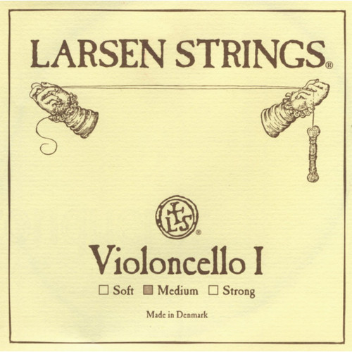 Larsen Cello Strings Set - 1/2