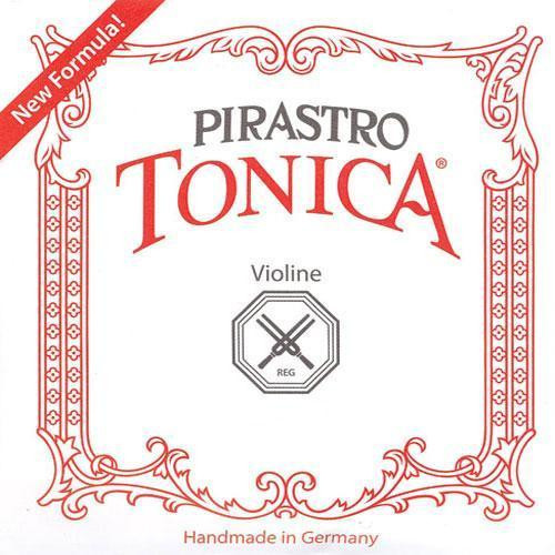 Pirastro Tonica Violin Strings Set - 1/4 - 1/8