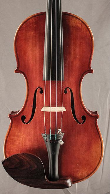 Violin by Jean Striebig 1949