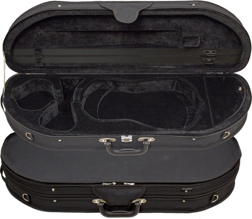 Core Moon-Shaped Violin Case