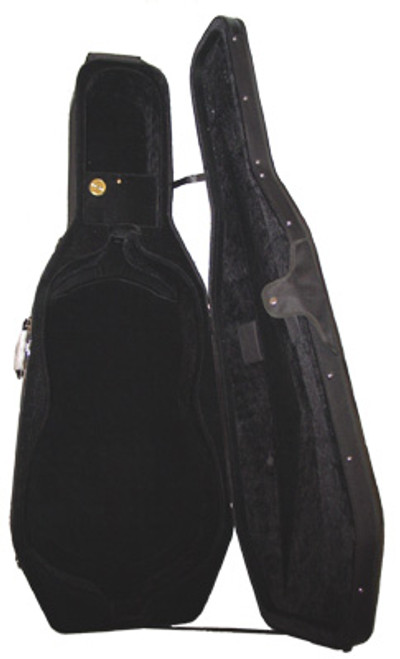 Core Hardshell Cello Case With Wheels