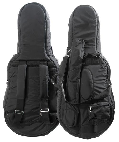 Bobelock Cello Cover - Black