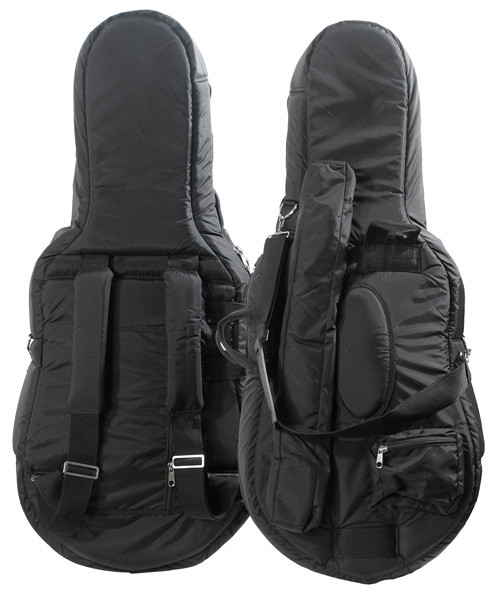Bobelock Cello Cover - Black