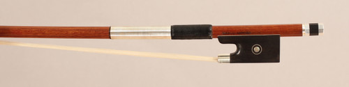 Marco Raposo Silver-Mounted Violin Bow by Cizinho