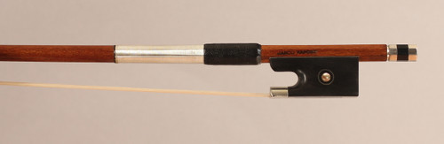 Marco Raposo Nickel-Mounted Violin Bow by Jose Nilo