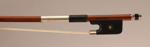 SOLD Marco Raposo Nickel-Mounted Cello Bow by Sergio