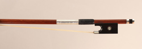 Valdecir Silver-Mounted Violin Bow