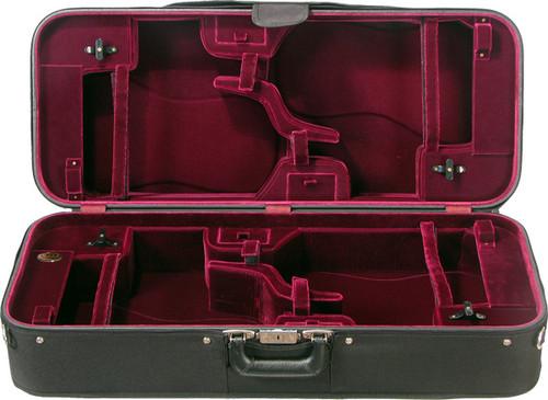 Bobelock Quad Violin Case