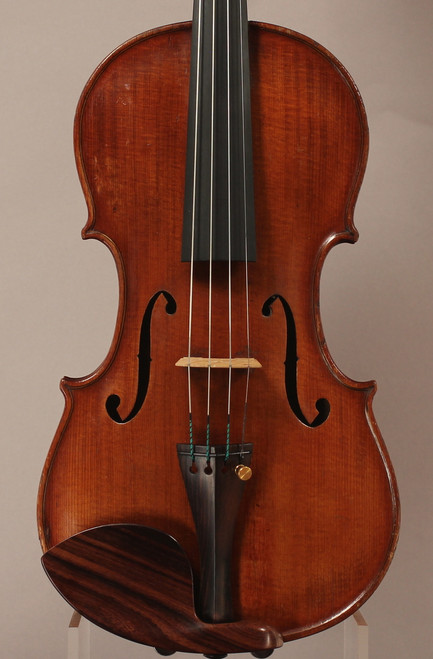 Violin by William Wilkanowski ca. 1910 (SOLD)