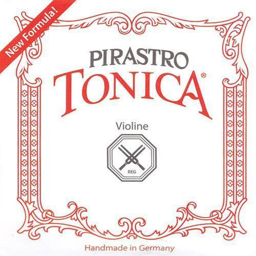 Pirastro Tonica String Set in size 1/16 - 1/32, Ball E.