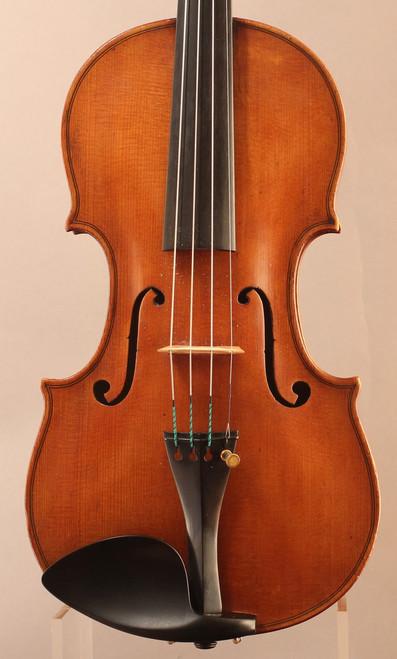 F. Paul Poller Violin