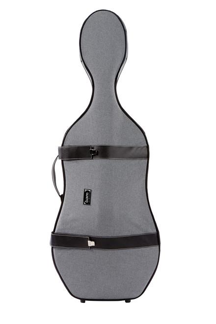 Grey Flannel Hightech Cello Case 1005GF