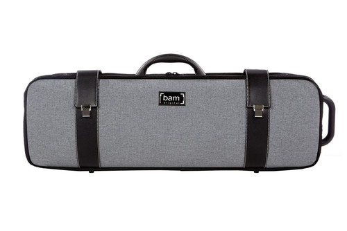 Grey Flannel Hightech Oblong Violin Case 2001GF