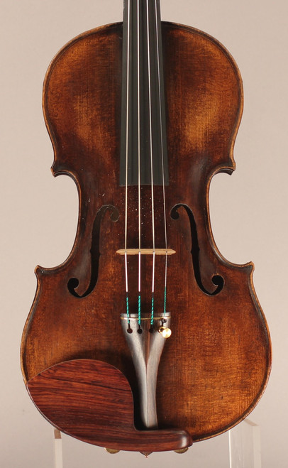 Friedrich August Glass Violin (SOLD)