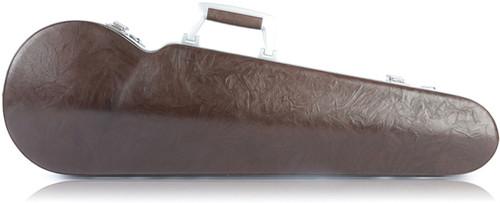 Texas High-tech Contoured Violin Case (Black/Brown) TX2002XL