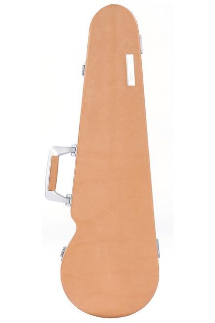 Texas Hightech Contoured Viola Case (Black/Brown) TX2200XL