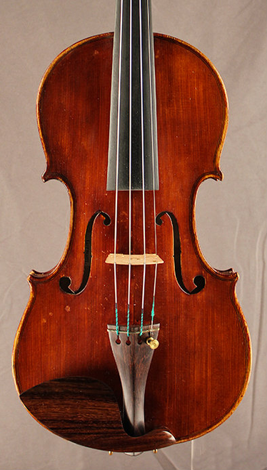 1880 Mittenwald, German Violin