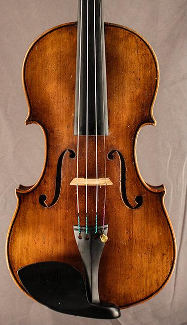 SOLD Bohemian Violin circa 1920