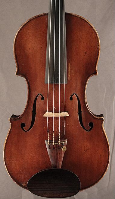 T.C. Hoxsie 1902 Boone, Iowa Violin