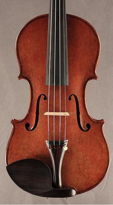 Andrea DeMeo, 2013 Modern Italian Violin