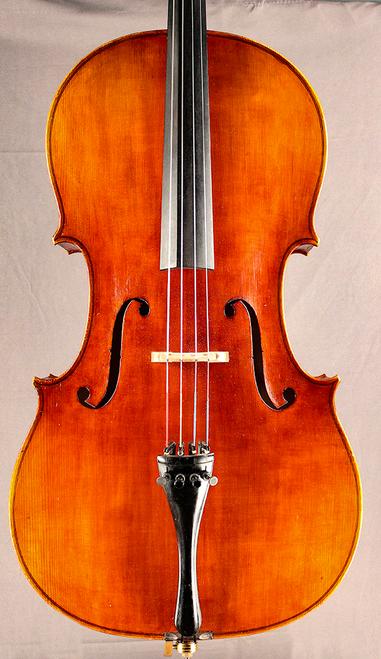 Ernst Heinrich Roth, 1974 Vintage German Cello