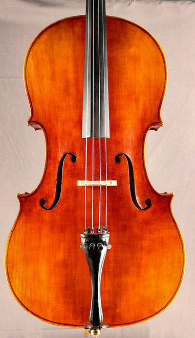 Ernst Heinrich Roth, 1974 Vintage German Cello