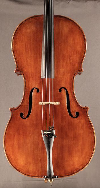 Galileo Arcellaschi, 1952 Vintage Italian Cello