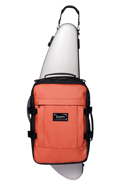 A+ BACKPACK FOR HIGHTECH CASE-ORANGE