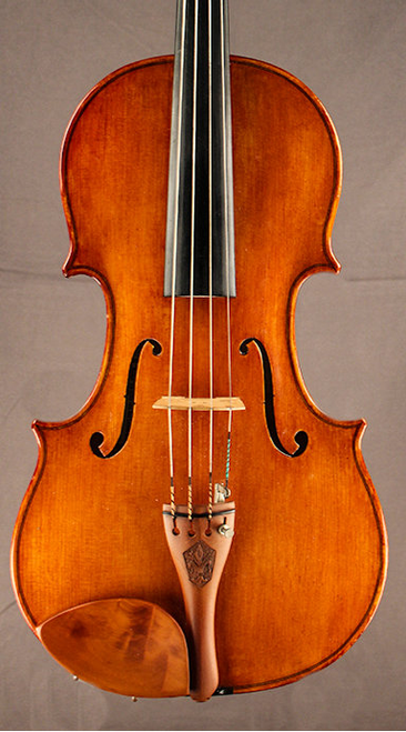 Viola by Jamie Marie Lazzarra. Florence, 1999: Front.