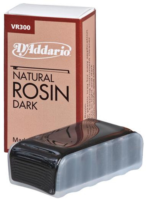 D'Addario Natural Rosin- Dark