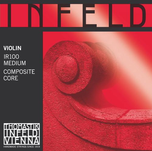 Infeld Red Violin Strings Set - IR100 - 4/4
