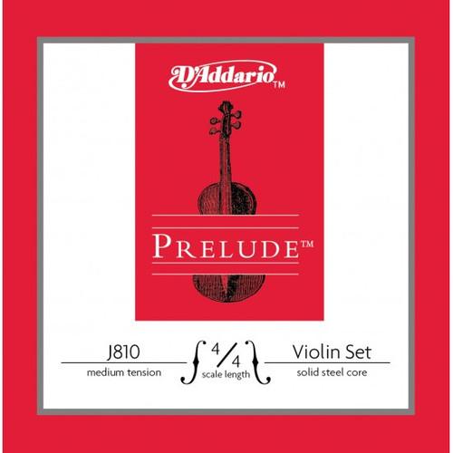 D'Addario Prelude 4/4 Violin Strings Set