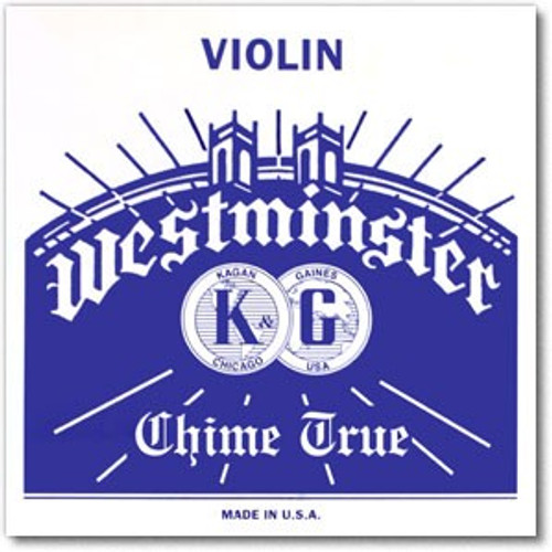 Westminster Violin E-String - 27.5 Gauge
