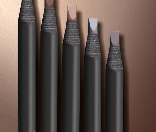 Eyebrow Pencil Waterproof Long Lasting Professional Fine Sketch Eye Brow Pencil mapping, project