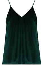 Velvet Textured Cami Tops - 3 Colours