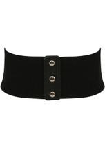 D-Rings Lace Up Corset Belt - 4 Colours