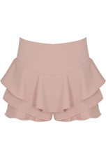 Frilled Flowing Skort - 6 Colours - Pack of 8