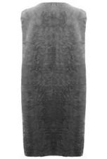 Soft Fur Longline Gilet - 4 Colours